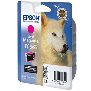 Картридж Epson R2880 Magenta/Пурпурный (C13T09634010)