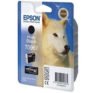 Картридж Epson R2880 Black/Черный (C13T09614010)