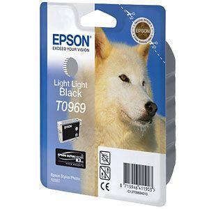 Картридж Epson R2880 Light Black/Светло-черный (C13T09694010)