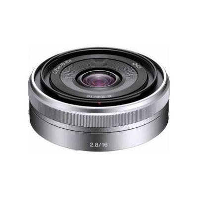 Зеркальный фотоаппарат Sony Alpha NEX-C3D Kit 16 mm + 18-55 mm Black (ГТ Sony)