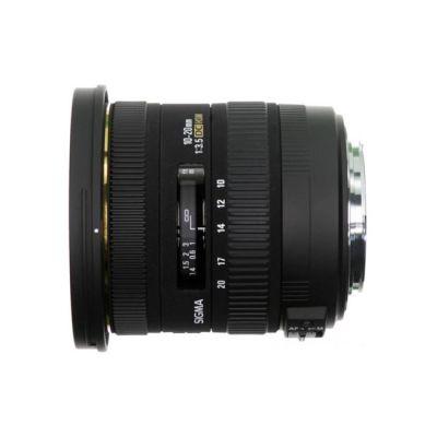 Объектив для фотоаппарата Sigma для Nikon AF 10-20mm f/3.5 ex DC hsm Nikon-F (ГТ Sigma)