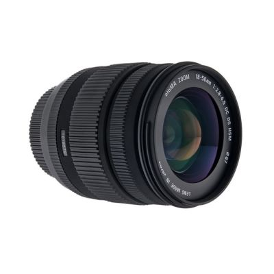 Объектив для фотоаппарата Sigma для Nikon AF 18-50mm f/2.8-4.5 DC os hsm Nikon-F (ГТ Sigma)