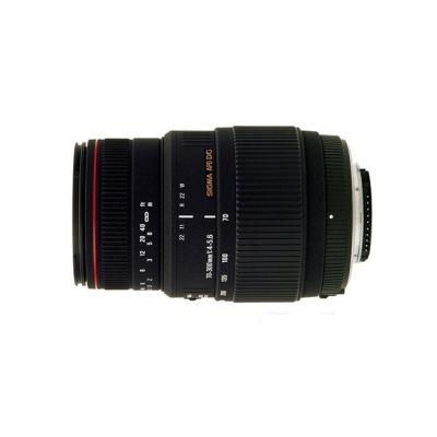 Объектив для фотоаппарата Sigma для Nikon AF 70-300mm f/4-5.6 apo macro dg Nikon-F (ГТ Sigma)