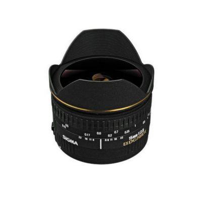 �������� ��� ������������ Sigma ��� Nikon AF 15 mm f/2.8 ex dg diagonal fisheye