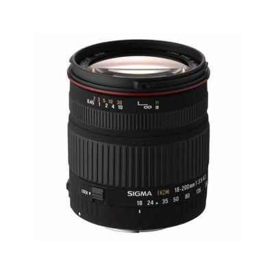 �������� ��� ������������ Sigma ��� Canon AF 18-200mm f/3.5-6.3 DC Canon EF-S (�� Sigma)