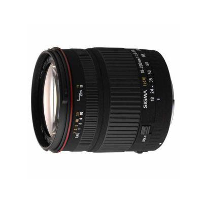 Объектив для фотоаппарата Sigma для Nikon AF 18-200mm f/3.5-6.3 DC Nikon-F (ГТ Sigma)