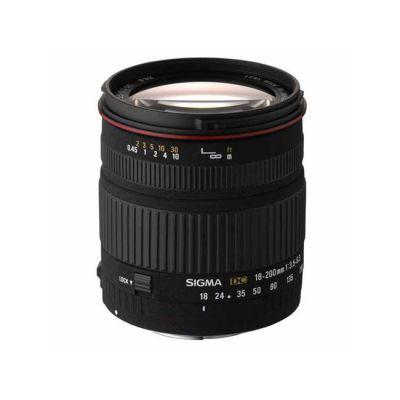 Объектив для фотоаппарата Sigma для Sony AF 18-200mm f/3.5-6.3 DC Minolta A (ГТ Sigma)