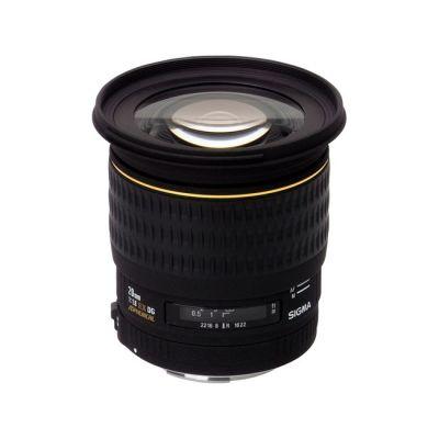 Объектив для фотоаппарата Sigma для Sony AF 20mm f/1.8 ex dg aspherical rf Mino