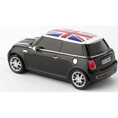 Мышь проводная Click Car mini Cooper S Black CCM660219