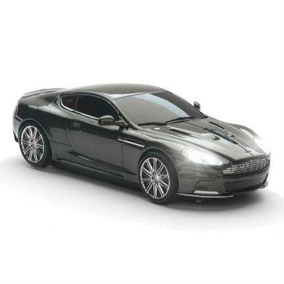 Мышь беспроводная Click Car Aston Martin dbs Quantum Silver CCM660158