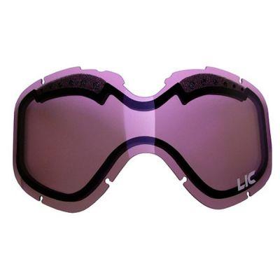 Liquid Image Линза LIC634 Snow Goggle Lens L/XL Size (Pink)