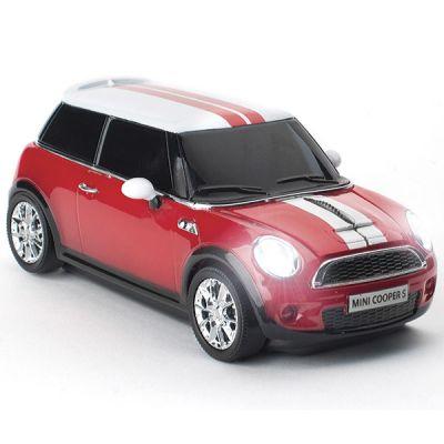 ���� ������������ Click Car Mini Cooper S Chili Red CCM660127