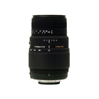�������� ��� ������������ Sigma ��� Canon AF 70-300mm f/4-5.6 dg os Canon ef (�� Sigma)