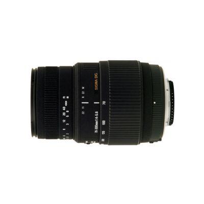 Объектив для фотоаппарата Sigma для Nikon AF 70-300mm f/4-5.6 dg os Nikon F (ГТ Sigma)