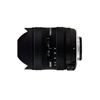 Объектив для фотоаппарата Sigma для Nikon AF 8-16mm f/4.5-5.6 DC hsm Nikon F (ГТ Sigma)