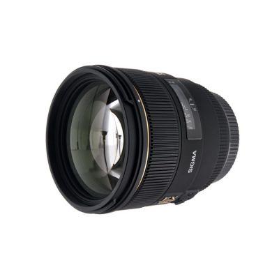 Объектив для фотоаппарата Sigma для Nikon AF 85mm f/1.4 ex dg hsm Nikon F (ГТ Sigma)