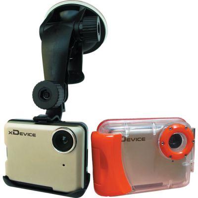 Видеорегистратор xDevice BlackBox-11 + aquabox