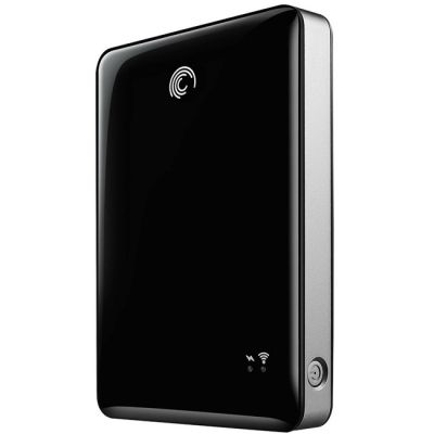 Внешний жесткий диск Seagate GoFlex Satellite 500Gb USB 3.0 Wi-Fi Black HDD-500GB/ST2.5/WiFi