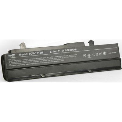 Аккумулятор TopON для Asus EeePC 1015PE 1015PED 1015PN 1015PW 1015T 1015B 1016 1215N 1215P 1215T VX6 Series 4400mAh TOP-1015H