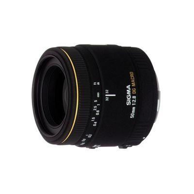 Объектив для фотоаппарата Sigma для Canon AF 50mm f/2.8 ex dg Macro Canon ef (ГТ Sigma)