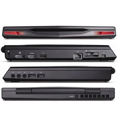 Ноутбук Dell Alienware M11x Black M11x-3025