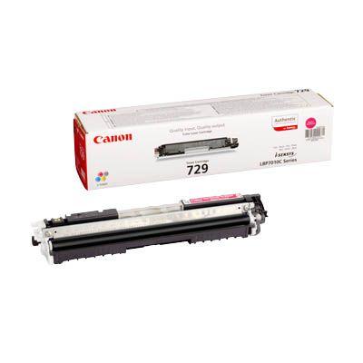 ��������� �������� Canon clbp cartridge 729 M eur Magenta (���������) 4368B002
