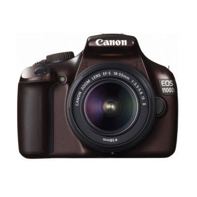 ���������� ����������� Canon eos 1100D Kit 18-55 is II Brown (�� Canon)