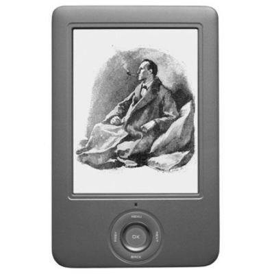 Электронная книга Onyx Boox A62S Шерлок холмс (темно-серая)