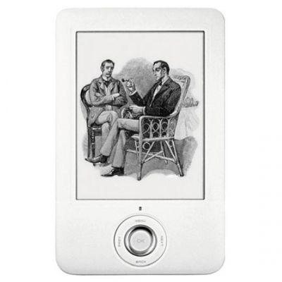 Электронная книга Onyx Boox A62S Доктор ватсон (белая)