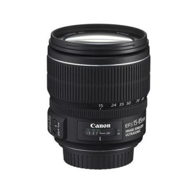 Объектив для фотоаппарата Canon EF-S 15-85 f/3.5-5.6 is usm Canon ef (ГТ Canon)(оригинальная коробка)