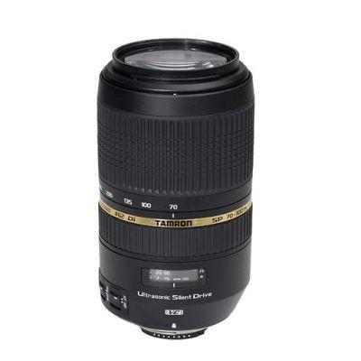 Объектив для фотоаппарата Tamron для Nikon AF sp 70-300mm F/4-5.6 Di vc usd Nikon F (ГТ Tamron)