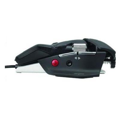 ���� Saitek cyborg R.A.T.5 125-4000dpi USB 5 ��������������� ������ + 2 ������ + 2 ������ ���������