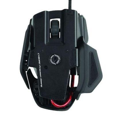Мышь Saitek cyborg R.A.T.3 400-3200dpi USB колесо прокрутки, 6 кнопок .программируемые кнопки