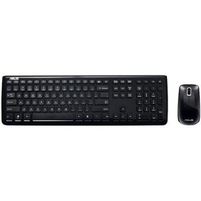 Комплект ASUS W3000 Клавиатура + Мышь Black 90-XB2400KM00060-