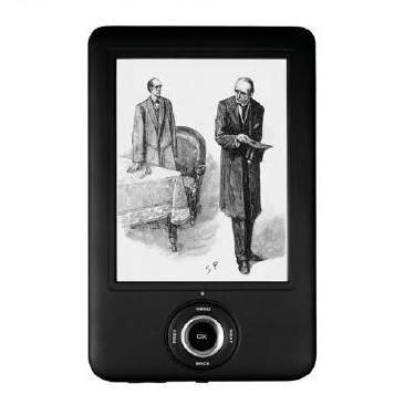 Электронная книга Onyx Boox A62S Профессор мориарти (черная)