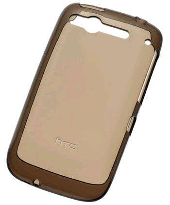 Чехол HTC Пластиковый tp C580 для Desire S