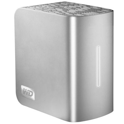 Внешний жесткий диск Western Digital Studio II 2000Gb WDH2Q20000
