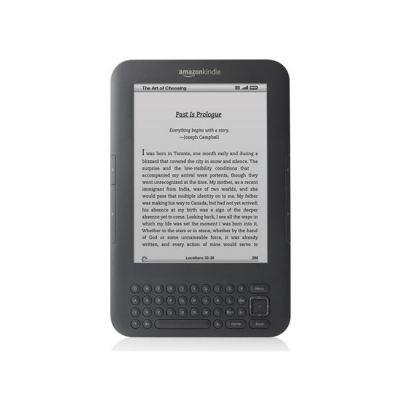 ����������� ����� Amazon Amazon Kindle 3 (WiFi+3G) Graphite (���������� ��������)
