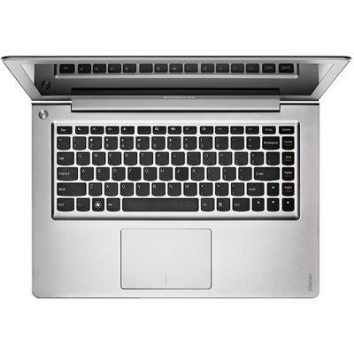 Ноутбук Lenovo IdeaPad U400 Graphite Grey 59318373 (59-318373)