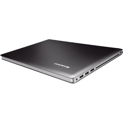 Ноутбук Lenovo IdeaPad U400 Graphite Grey 59318374 (59-318374)