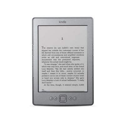 Электронная книга Amazon Amazon Kindle Touch Edition