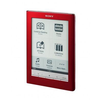 Электронная книга Sony Sony PRS-600 Red