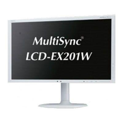 ������� Nec MultiSync EX201W SL/WH