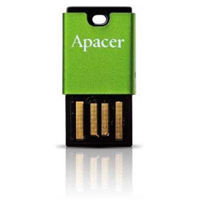 Apacer карт-ридер Mega Steno AM101 Green