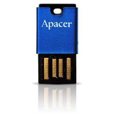 Apacer карт-ридер Mega Steno AM101 Blue