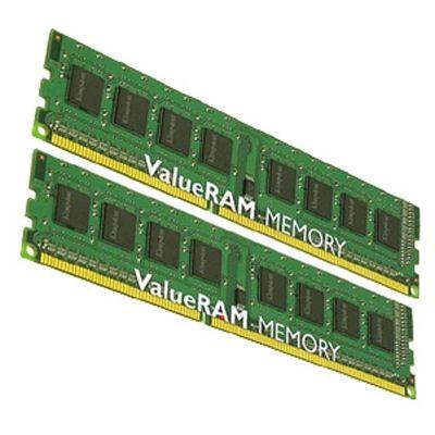 ����������� ������ Kingston 2x2Gb DDR3 1333MHz KVR1333D3S8N9K2/4G