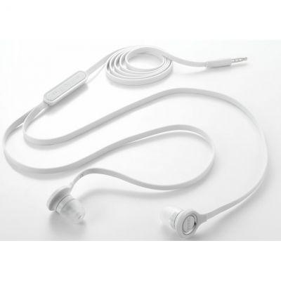 Наушники с микрофоном HTC rc E190 (c кнопкой ответа) White