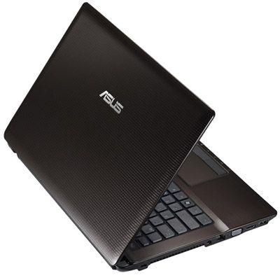 Ноутбук ASUS K43E 90N3RA1D4W2G13RD13AU