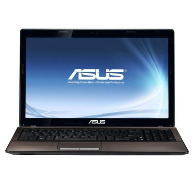 Ноутбук ASUS K53E 90N3CAD54W2G49RD13AY