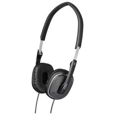 Наушники Sony Travel Headset w/micr + bag DR-270DP